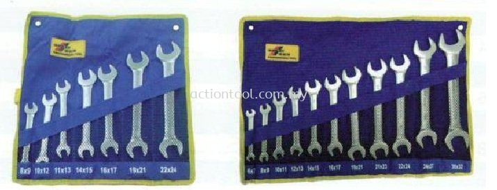 Great Double Open End Wrench Set Hand Tools GREAT Professional Tools Kuala Lumpur (KL), Selangor, Malaysia. Suppliers, Supplier, Supply, Distributor   Mee Huat (M) Sdn Bhd
