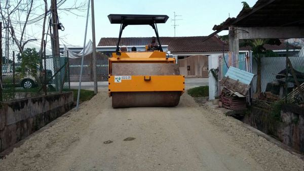 Road Compactor Roller Road Compactor  Road Compactor Roller Johor, Malaysia, Kulai Supplier, Supply, Rental, Service | MS Road Works Sdn Bhd