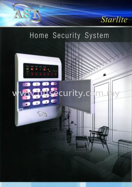 AST Starlite AST Burglary Alarm System Singapore, Malaysia, Johor, Selangor, Senai Manufacturer, Supplier, Supply, Supplies | AST Automation Pte Ltd