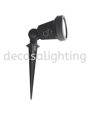 LW0035/BK - SPIKE CASING Outdoor Spike OUTDOOR LIGHT Selangor, Kuala Lumpur (KL), Puchong, Malaysia Supplier, Suppliers, Supply, Supplies   Decasa Lighting Sdn Bhd