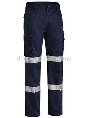 Cargo Pants with reflector