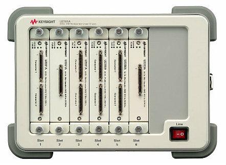 U2781A USB Modular Products Chassis