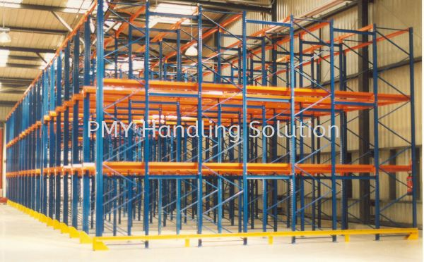 Drive In Pallet Racking Drive In Pallet Racking Racking System Selangor, Kuala Lumpur, KL, Malaysia. Supplier, Suppliers, Supply, Supplies | PMY Handling Solution