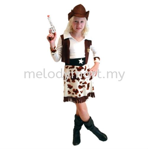 Cowboy kid - Girl - 1103 0102