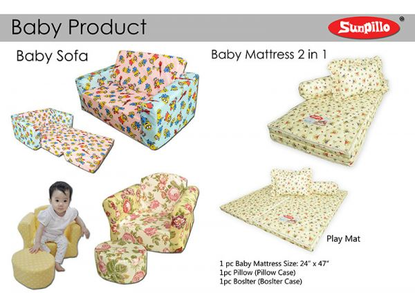 Baby Sofa Baby Products Penang, Malaysia, Butterworth Manufacturer, Supplier, Supply, Supplies | Hoyta Sdn Bhd