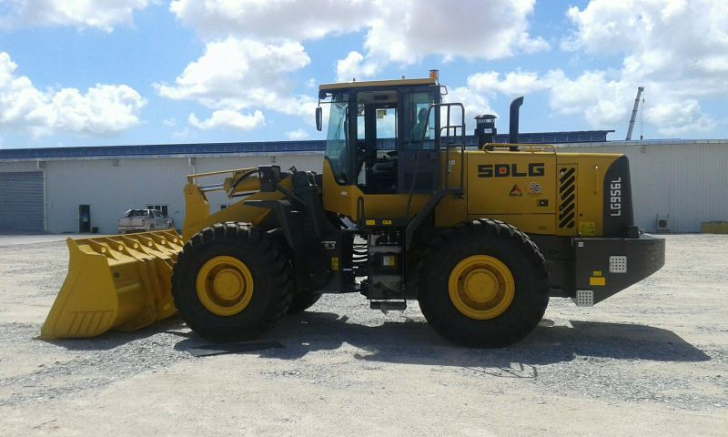 SDLG LG956L RIGHT LG956L AUTHORISED DEALER - SDLG WHEEL LOADERS Johor Bahru (JB), Malaysia, Tampoi Supplier, Rental, Supply, Supplies | Guang Hoe Engineering Supply Sdn Bhd