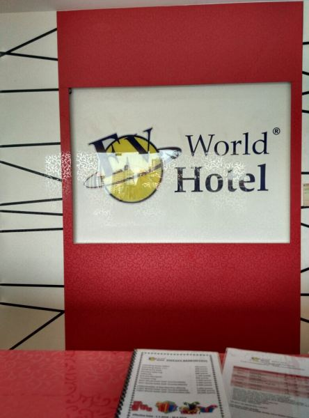 EV World Hotel At Bukit Jalil Laser Cut Acrylic Lettering  Selangor, Kuala Lumpur (KL), Klang, Malaysia Supplier, Supply, Manufacturer, Service | A One Advertising Sdn Bhd