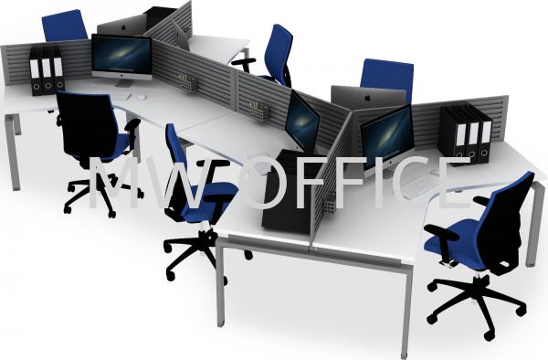Benchwork Workspace System Johor Bahru (JB), Malaysia Supplier, Suppliers, Supply, Supplies | MW Office System Sdn Bhd