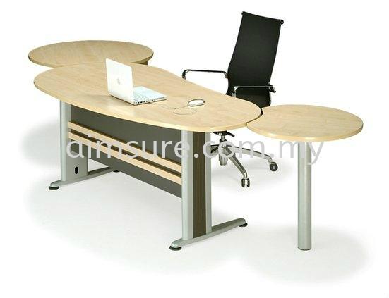 AIM 77 TMB Executive and Office Table Office Table Selangor, Malaysia, Kuala Lumpur (KL), Seri Kembangan Supplier, Supply, Supplies, Service | Aimsure Office System Sdn Bhd