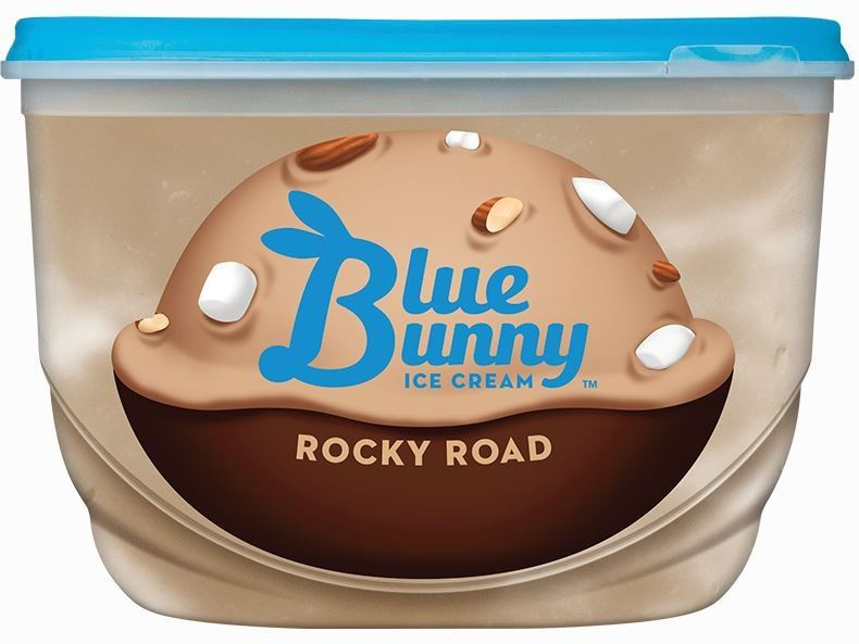 Blue Bunny Rocky Road Blue Bunny Premium Ice Cream  Kuala Lumpur (KL), Selangor, Malaysia Supplier, Supply, Supplies, Distributor | Five Star Gourmet Sdn Bhd