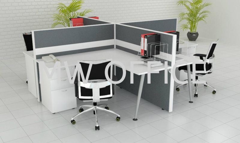 Partition Workspace System Johor Bahru (JB), Malaysia Supplier, Suppliers, Supply, Supplies   MW Office System Sdn Bhd