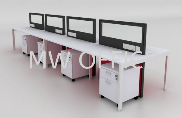 Partition Workspace System Johor Bahru (JB), Malaysia Supplier, Suppliers, Supply, Supplies | MW Office System Sdn Bhd