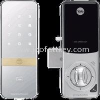 YDR 323G YALE DIGITAL GATE RIM LOCK YALE DIGITAL LOCK JB Johor Bahru Malaysia Supply, Suppliers, Sales, Services | Joo Fatt Key Service