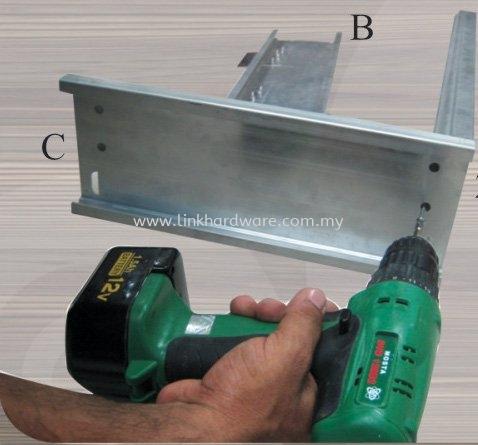 Procedures To Assemble Door Frame How To Install Bukit Mertajam, Penang, Pulau Pinang, Malaysia. Supplier, Manufacturer, Exporter | LINKHARDWARE TRADING SDN BHD