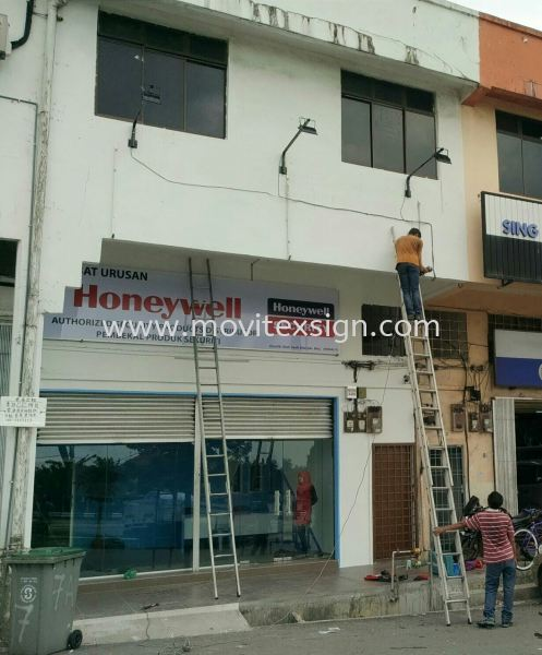 Install new polycarbonate SIGN with UV printing 4x22ft +design (click for more detail) Installation / Dismantle and Washing Services Johor Bahru (JB), Johor, Malaysia. Design, Supplier, Manufacturers, Suppliers   M-Movitexsign Advertising Art & Print Sdn Bhd