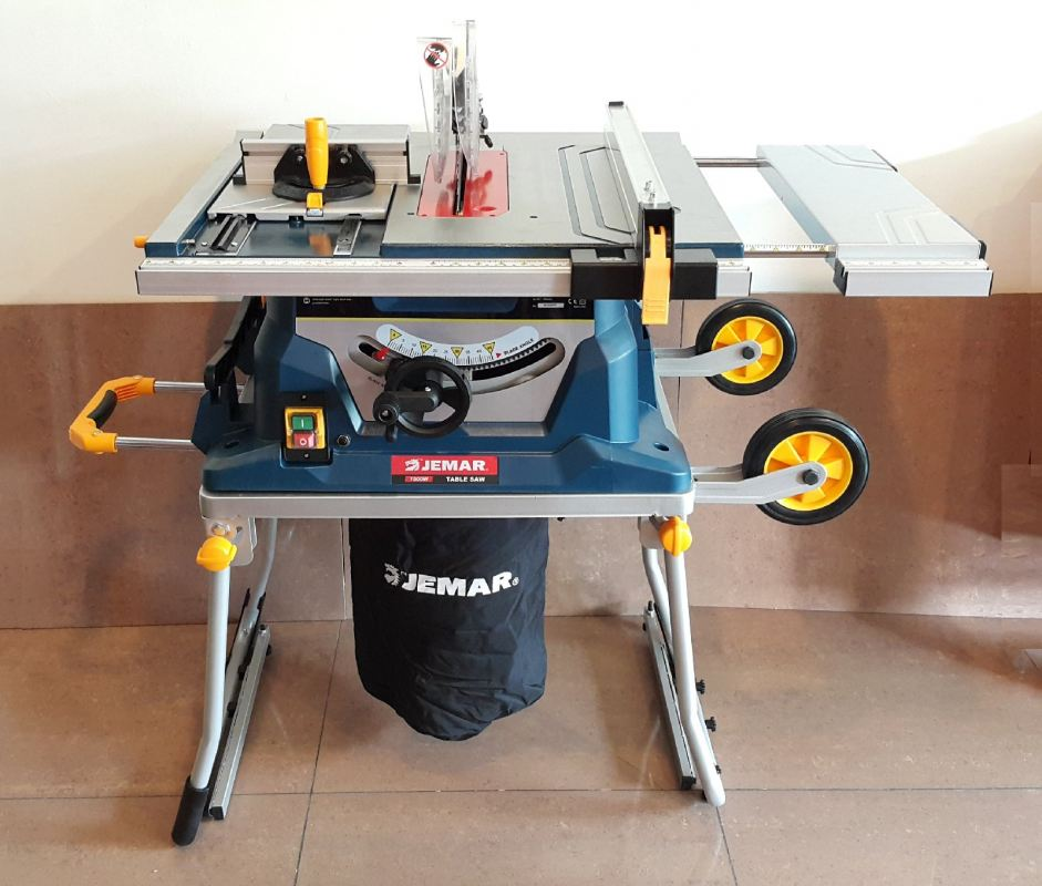 JEMAR JTS1500S TABLE SAW ID778967
