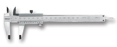 MITUTOYO 530-104 VERNIER CALIPER, 150MM