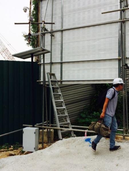 Solar CCTV Monitoring System  Solar CCTV  Solar CCTV And CCTV Video Recorder System Singapore Supplier, Supply, Supplies, Installation | TMA Technology System Pte Ltd