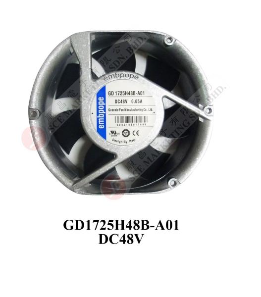 GD1725H48B-A01(DC48V) EMBPOPE BLOWER Johor Bahru, JB, Johor. Supplier, Suppliers, Supplies, Supply | SCE Marketing Sdn Bhd