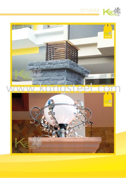 OT003&OT004 Other Johor Bahru, JB, Skudai Design, Installation, Supply   Kang Steel Engineering Sdn Bhd
