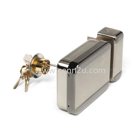 Motorised Lock Access Control Kluang, Johor, Johor Bahru (JB) Supplier, Supplies, Installation   CJS Technology