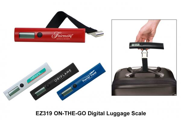 EZ319 ON-THE-GO Digital Luggage Scale Travel Shah Alam, Selangor, KL, Kuala Lumpur, Malaysia Supply, Supplier, Suppliers | Infinity Avenue Resources Sdn Bhd