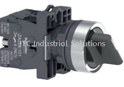 Harmony Easy Selector Switches XA2ED Harmony Easy XA2 Push Buttons, Selector/Key Switches and Pilot Lights Schneider Electric Johor Bahru (JB), Malaysia Supplier, Suppliers, Supply, Supplies | JTC Industrial Solutions