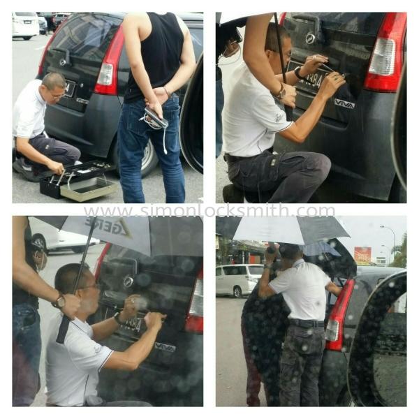 unlock cars Johor Bahru JB 仟表 Open Lock, Pakar Kunci, Locksmith | Optimum Besta Supply & Service