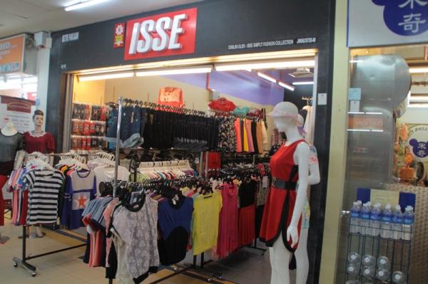 ISSE FASHION (02-17) Level 2 Johor Bahru (JB), Skudai Shopping Complex   Sineo Management Sdn Bhd