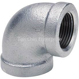 Elbow GI Fittings Pipe Fittings Penang, Malaysia Supplier, Suppliers, Supply, Supplies | Tan Chin Enterprise