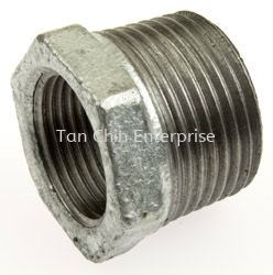 Red Bush GI Fittings Pipe Fittings Penang, Malaysia Supplier, Suppliers, Supply, Supplies | Tan Chin Enterprise