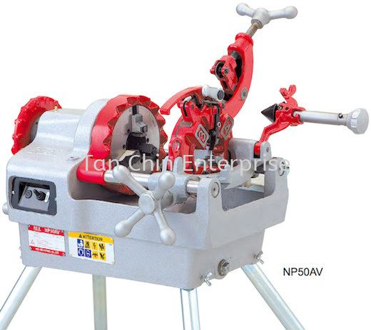 Pipe Thread Machine (Rex) Machinery Machine and Spare Parts Penang, Malaysia Supplier, Suppliers, Supply, Supplies | Tan Chin Enterprise