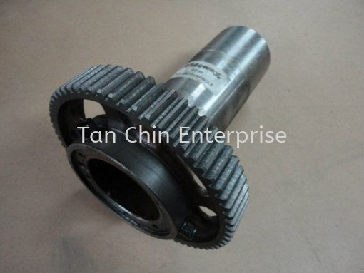 Big Gear+Spindle Spare Parts Machine and Spare Parts Penang, Malaysia Supplier, Suppliers, Supply, Supplies | Tan Chin Enterprise