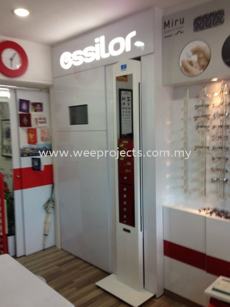Shop Lot Furniture Johor Bahru (JB), Malaysia Manufacturer, Supplier, Supply, Supplies | Wee Projects Sdn Bhd