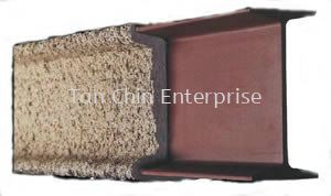 Vermiculite Coat (Steel & Concrete) Fire Rated Paint / Coat Penang, Malaysia Supplier, Suppliers, Supply, Supplies | Tan Chin Enterprise