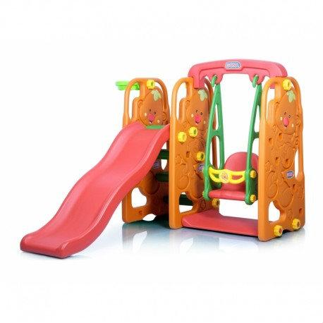 29085 Bung Bung Family Slide Slide / Swing  Playground Indoor  Johor Bahru JB Malaysia Supplier & Supply | I Education Solution