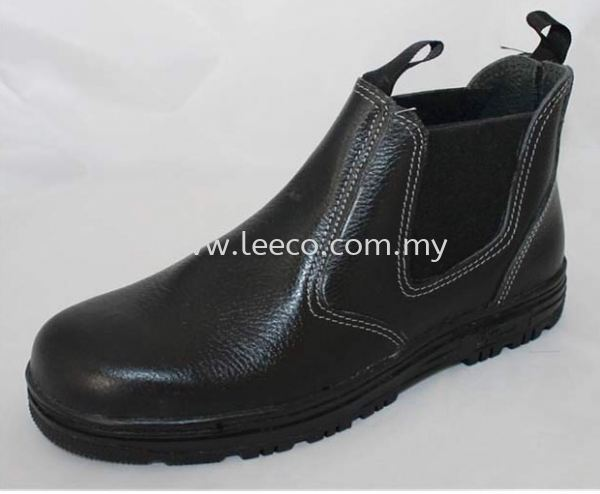 Top Rider Ankle Boots Deluxe Series SF-839 Top Rider safety shoes Safety Products(Personal Protection) JB Johor Bahru Malaysia Hardware Supply Suppliers | Leeco Industrial Supply