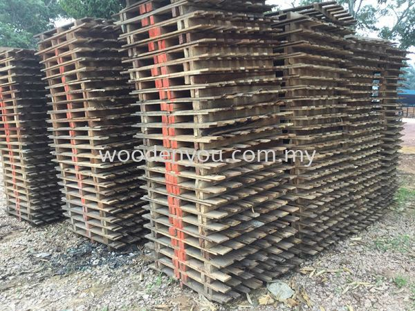 Used Wooden Pallets Johor, Malaysia, Kluang Supplier, Suppliers, Supply, Supplies | Wooden You Enterprise