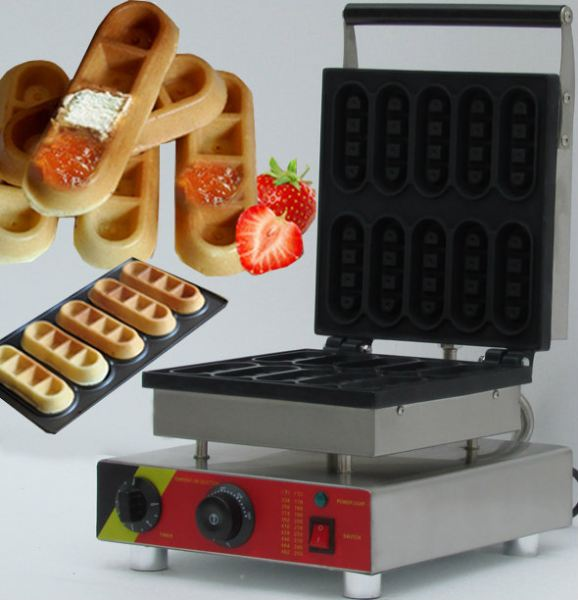 Waffle Finger Maker Machine Electric  Waffle Machine Kuala Lumpur, KL, Malaysia Supply, Supplier, Suppliers | Fresco Cocoa Supply PLT