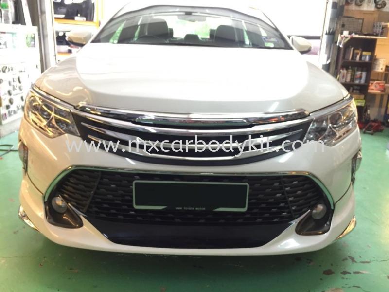 TOYOTA CAMRY 2015 MODELLISTA BODY KIT + SPOILER  CAMRY 2015 TOYOTA Johor, Malaysia, Johor Bahru (JB), Masai. Supplier, Suppliers, Supply, Supplies | MX Car Body Kit