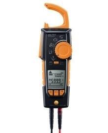 Testo 770-3 - Hook-Clamp Digital Multimeter with TRMS Inrush, 600 A, Optional Temperatur Digital Clampmeter  Testo Malaysia, Singapore, Penang, Johor Bahru (JB), Selangor, Sarawak Distributor, Supplier, Supply, Supplies   ELSO Technologies Sdn Bhd