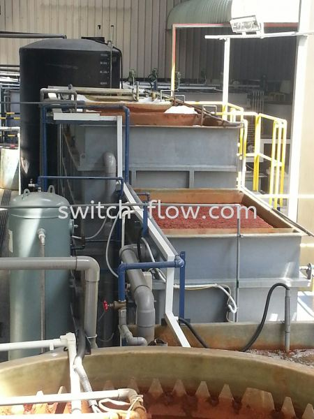 Industrial Wastewater Treatment Plant Malaysia, Johor Bahru (JB), Selangor, Kuala Lumpur (KL) Services, Consultant | Switch Flow Group