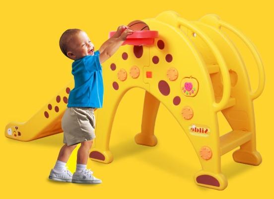 K1291 Giraffe Slide