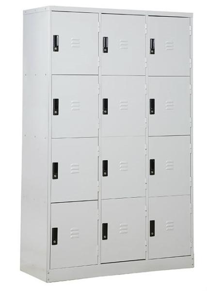 12 Compartment Locker - 457D COMPARTMENT LOCKER STEEL FURNITURE OFFICE FURNITURE Kuala Lumpur (KL), Selangor, Malaysia Supplier, Suppliers, Supply, Supplies | JFix Solutions Sdn Bhd