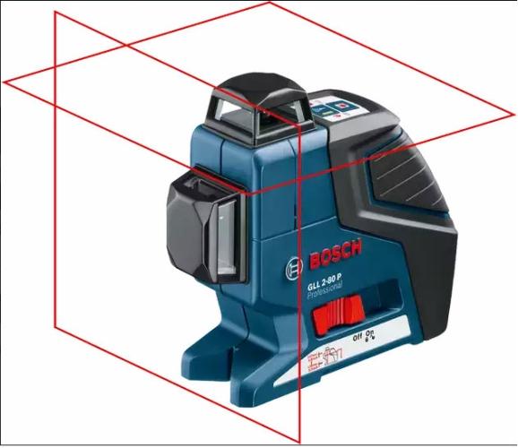 Bosch GLL 2-80 P