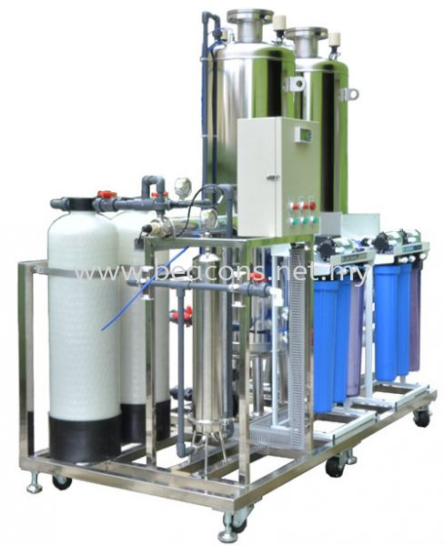 2 Pass RO  Reverse Osmosis System, RO System  Selangor, Malaysia, Kuala Lumpur (KL), Puchong Supplier, Suppliers, Supply, Supplies | Beacons Equipment Sdn Bhd