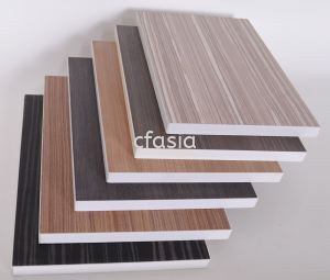 Melamine Board (Woodgrain/Plain Board)