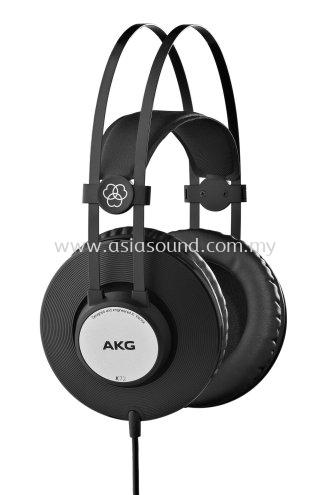 K72 Headphones AKG Kuala Lumpur (KL), Selangor, Malaysia, Cheras, Petaling Jaya (PJ) Supplier, Supply, Importer, Distributor | Asia Sound Equipment (M) Sdn Bhd