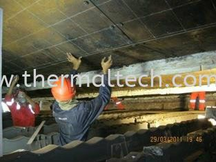Marking for Anchor Positions Steel Industries Selangor, Malaysia, Kuala Lumpur (KL) Service, Supplier, Supply, Installation | Thermaltech Solutions Sdn Bhd