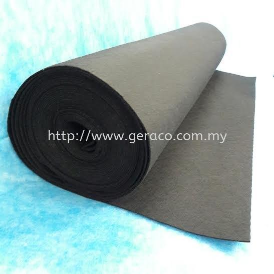 Washable Air Filter Media Rolls ( 75%-80% ) Black Washable Air Filter Media FILTER MEDIA ROLLS AND PADS Selangor, Kuala Lumpur (KL), Malaysia, Shah Alam Supplier, Suppliers, Supply, Supplies   Geraco Sdn Bhd